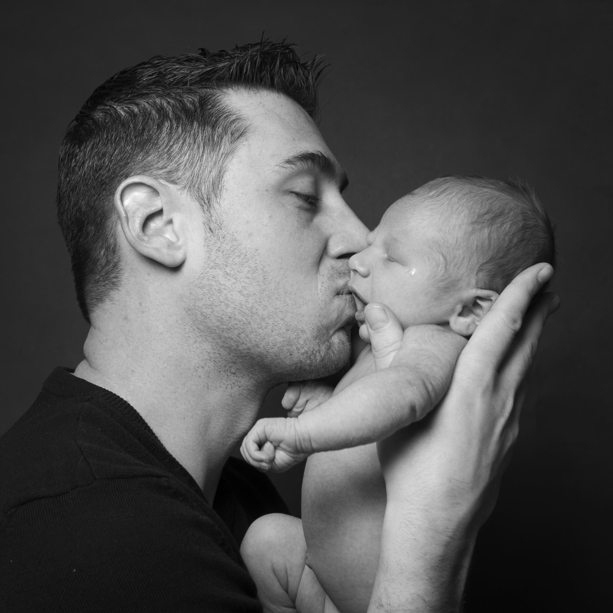 Marleen Swaans Fotografie Rosmalen - babyshoot